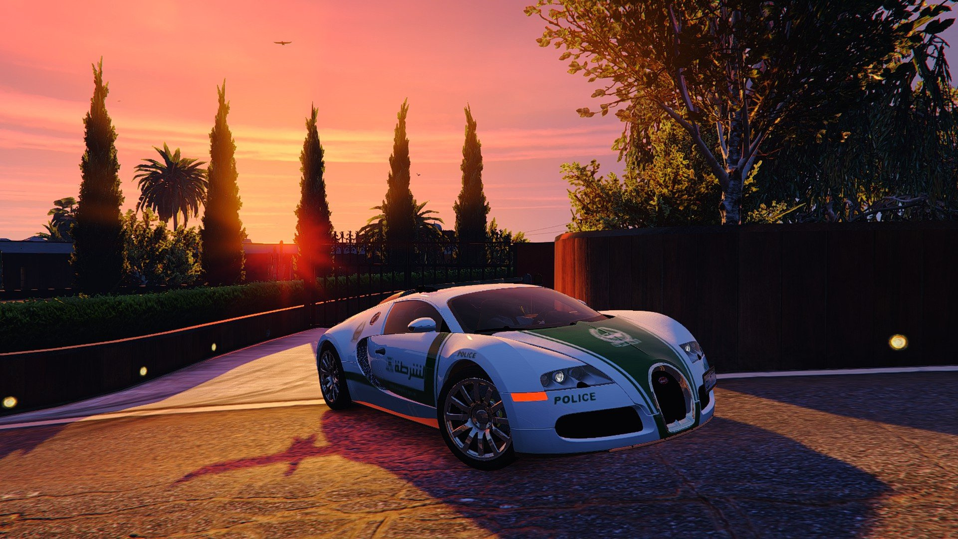 bugatti veyron dubai police 4k gta5. Black Bedroom Furniture Sets. Home Design Ideas