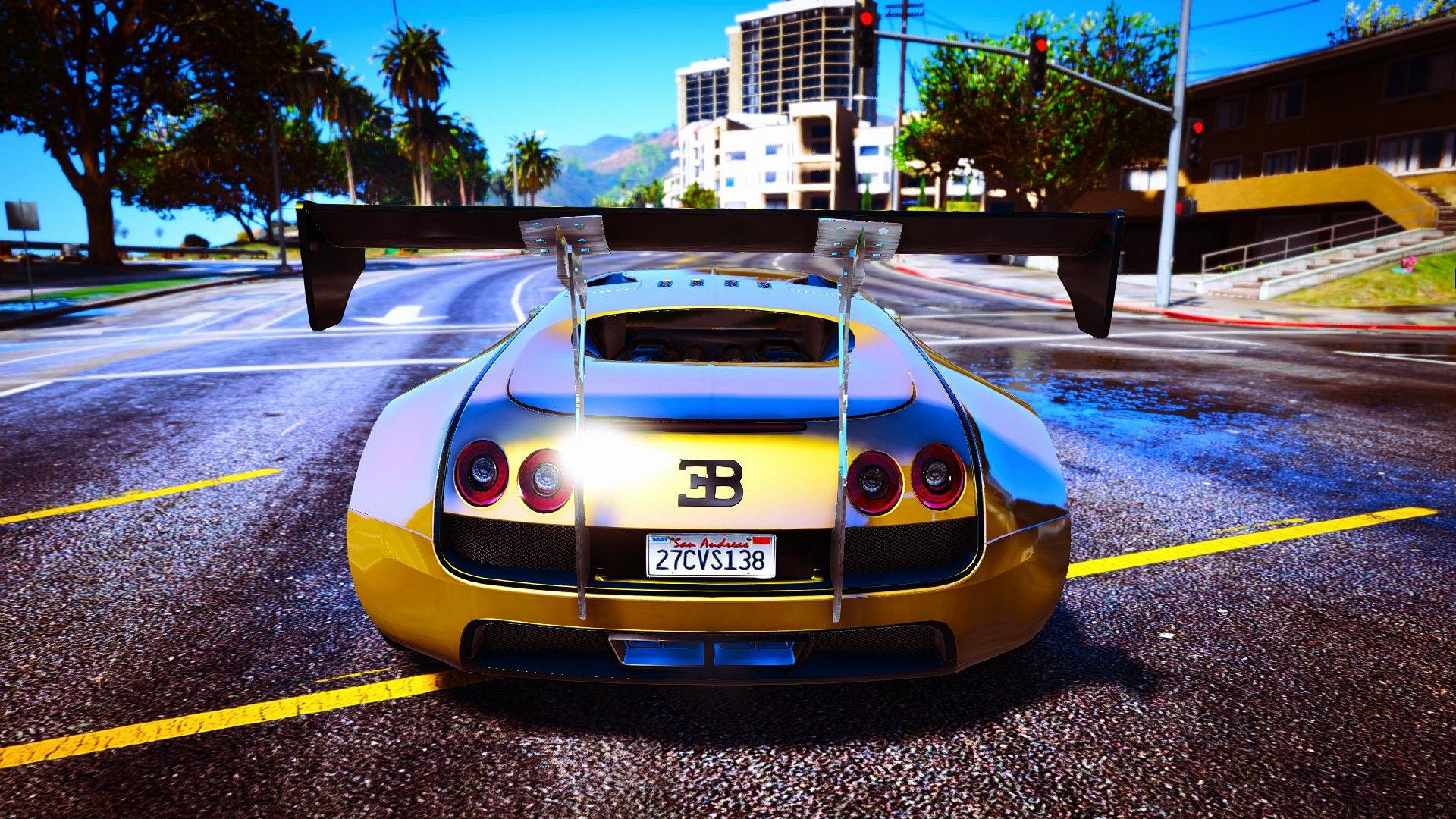 bugatti veyron add on replace tuning gta5. Black Bedroom Furniture Sets. Home Design Ideas