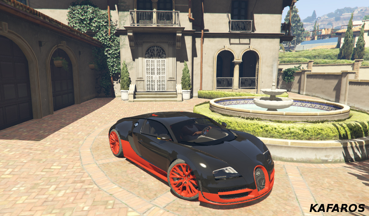 bugatti veyron super sport gta5. Black Bedroom Furniture Sets. Home Design Ideas