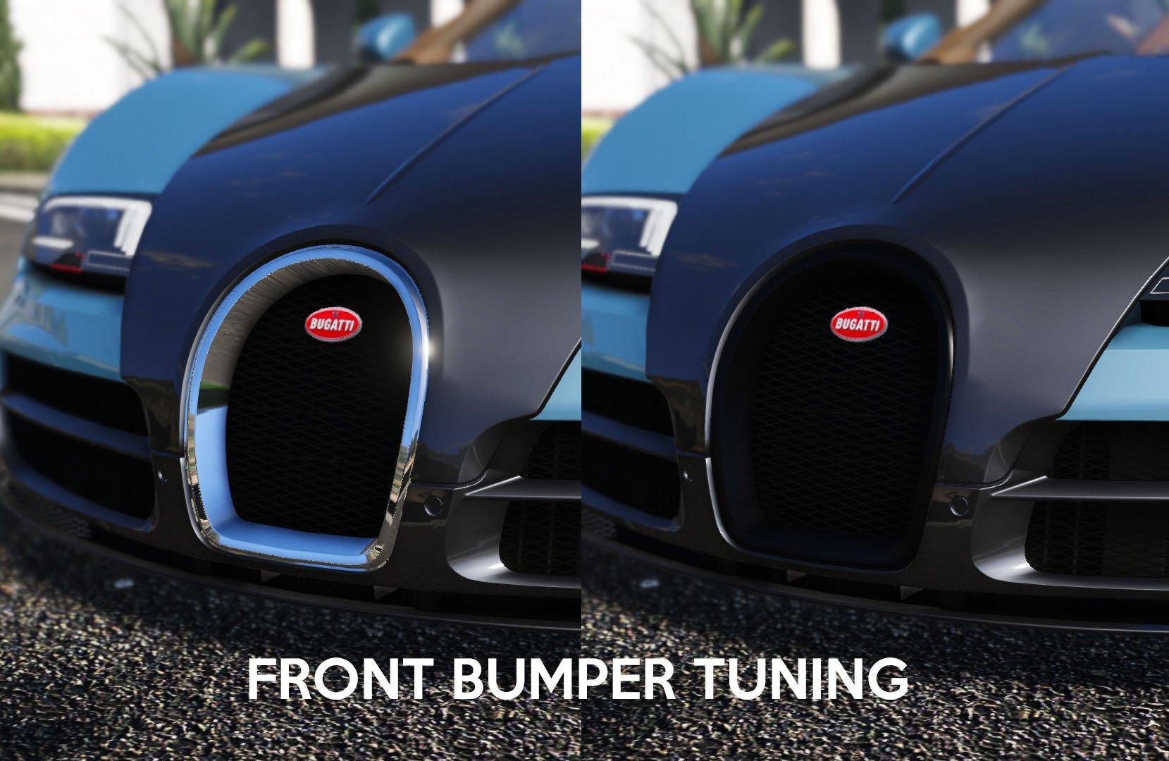bugatti veyron vitesse pack add on reworked gta5. Black Bedroom Furniture Sets. Home Design Ideas
