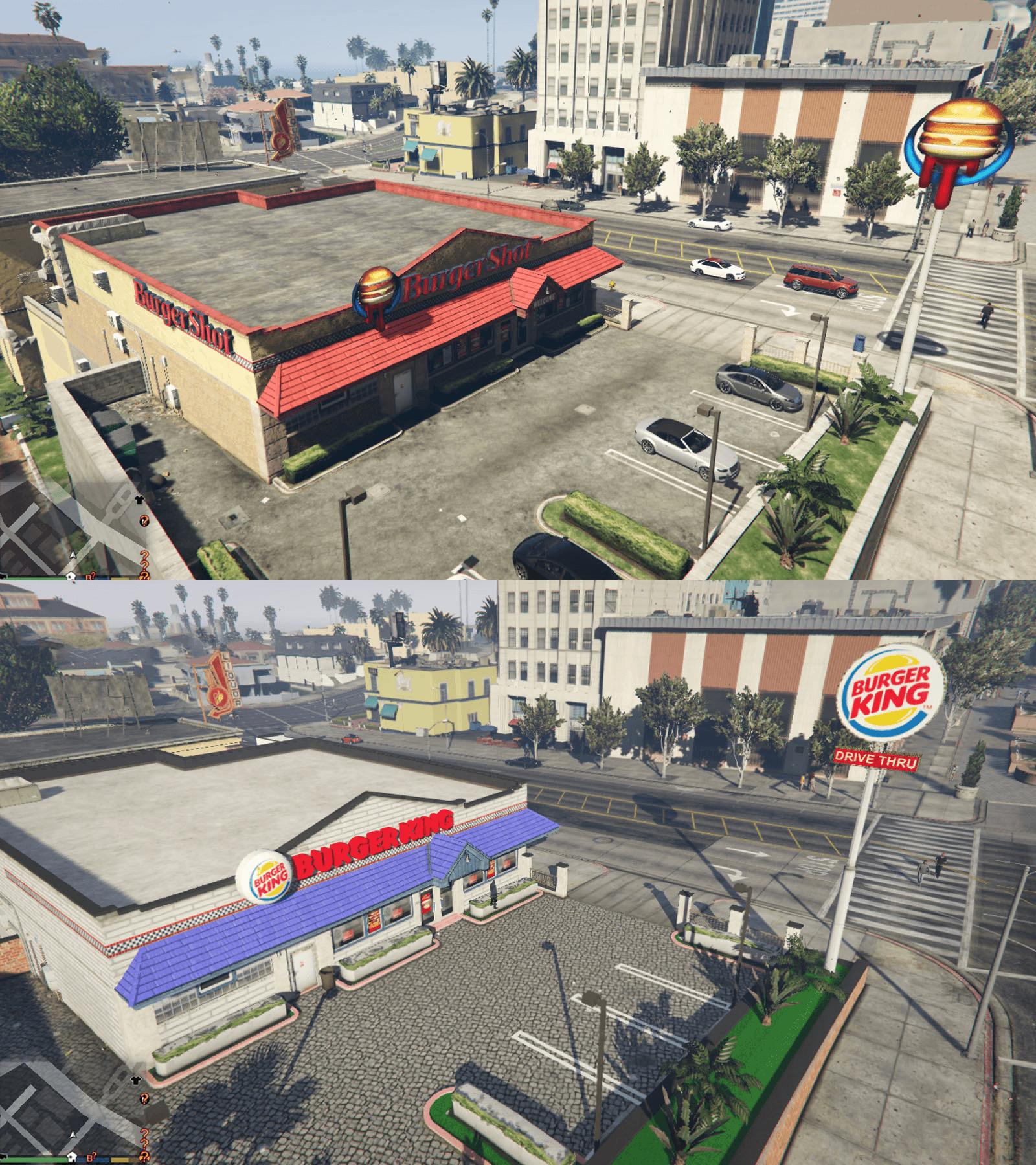 burger king gta5 mods com