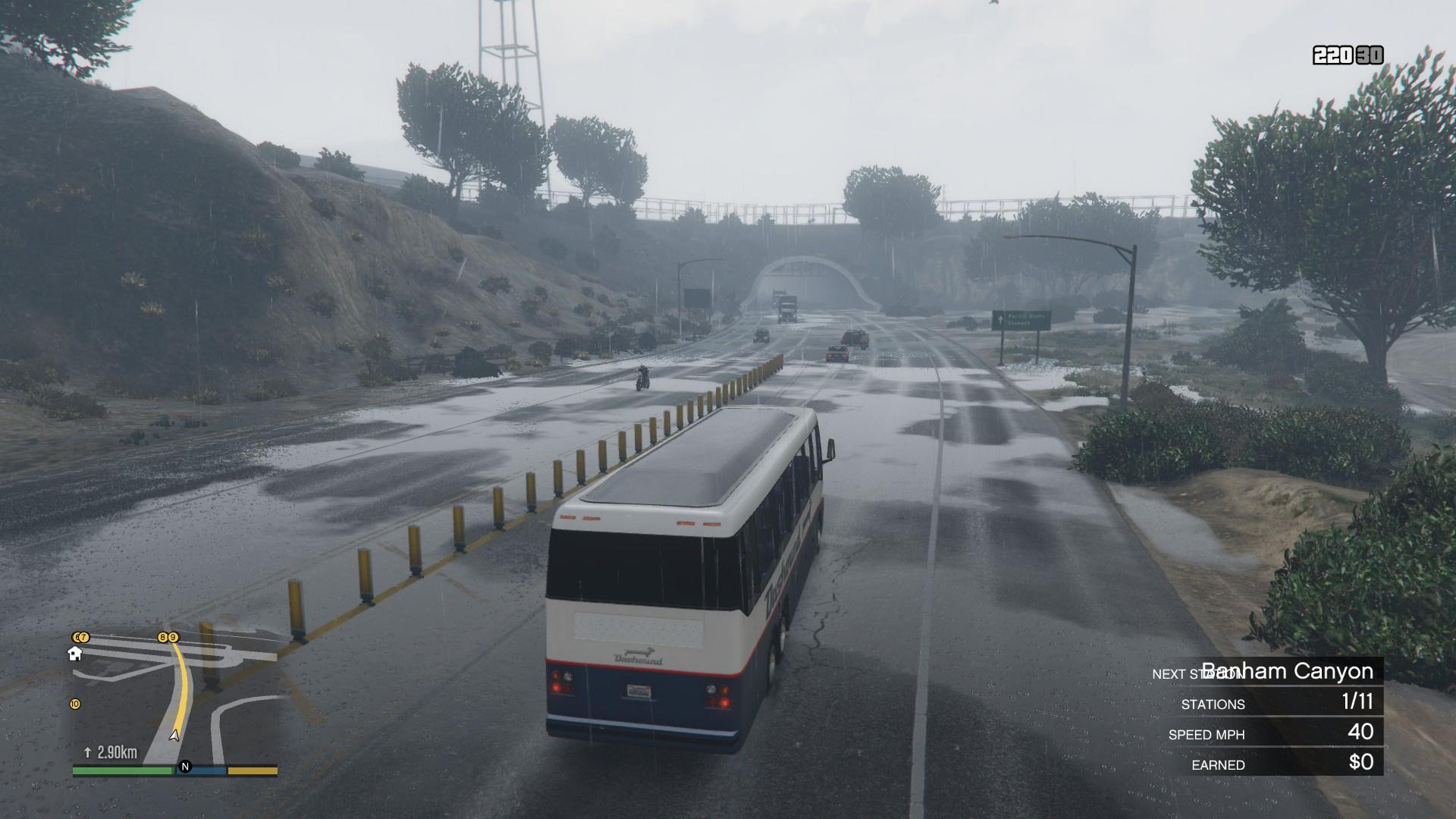 🚌 Bus Simulator V - GTA5-Mods com