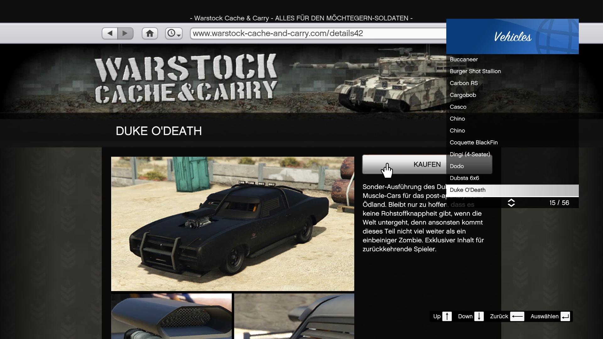 Buy Online/Special Vehicles in SP [ASI] - GTA5-Mods.com