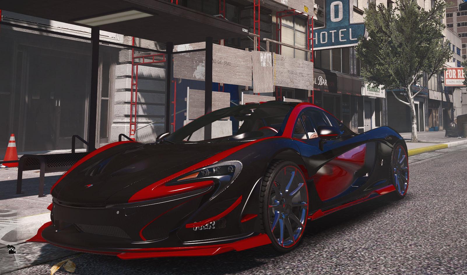 2013 McLaren P1 [Add-On | Tuning] - GTA5-Mods.com