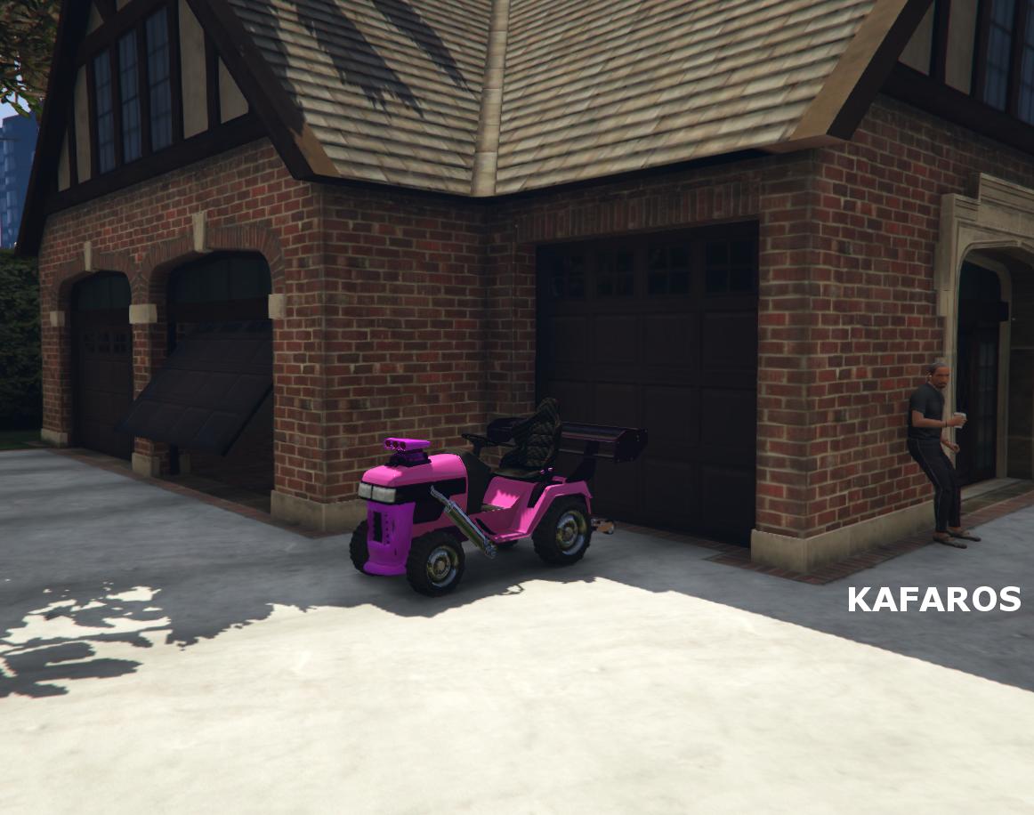 Lawn Mower Tool Caddy : Lawn mower super sport gta mods