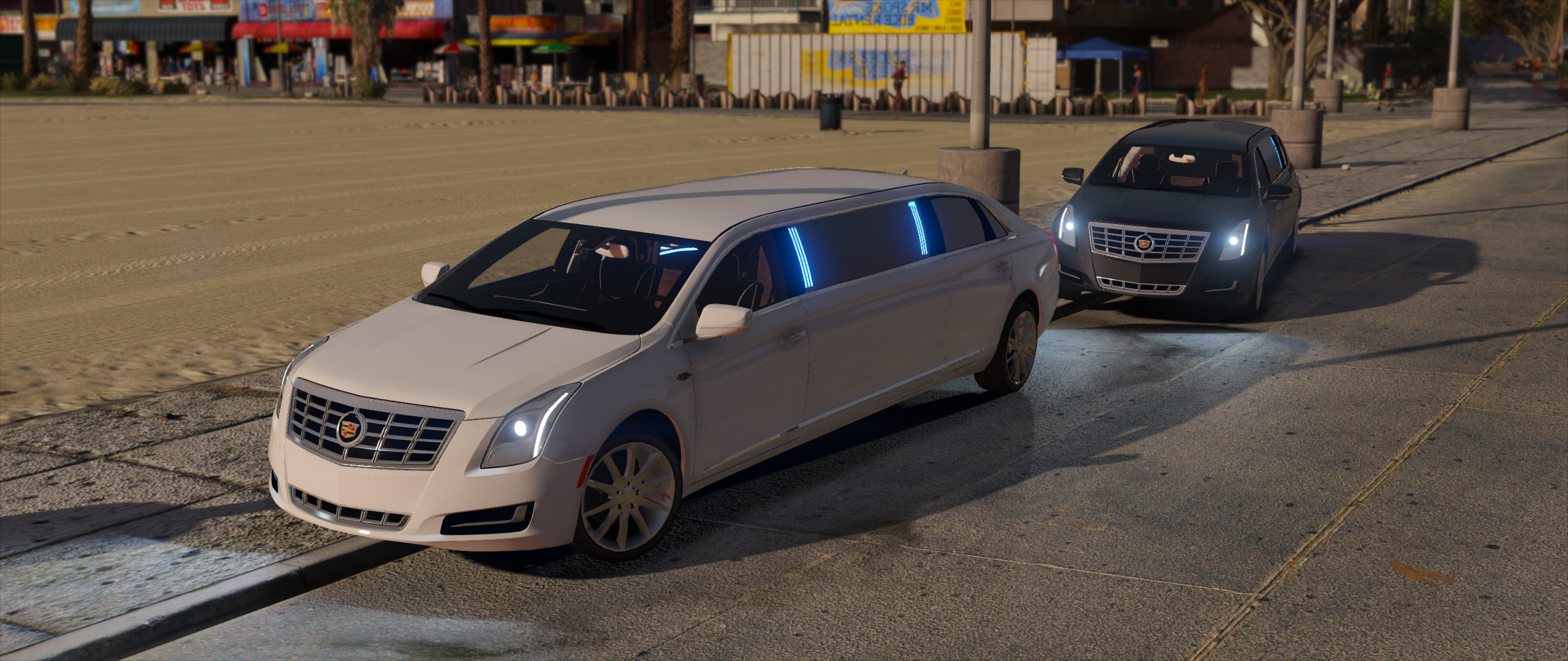 cadillac xts limousine beta gta5. Black Bedroom Furniture Sets. Home Design Ideas