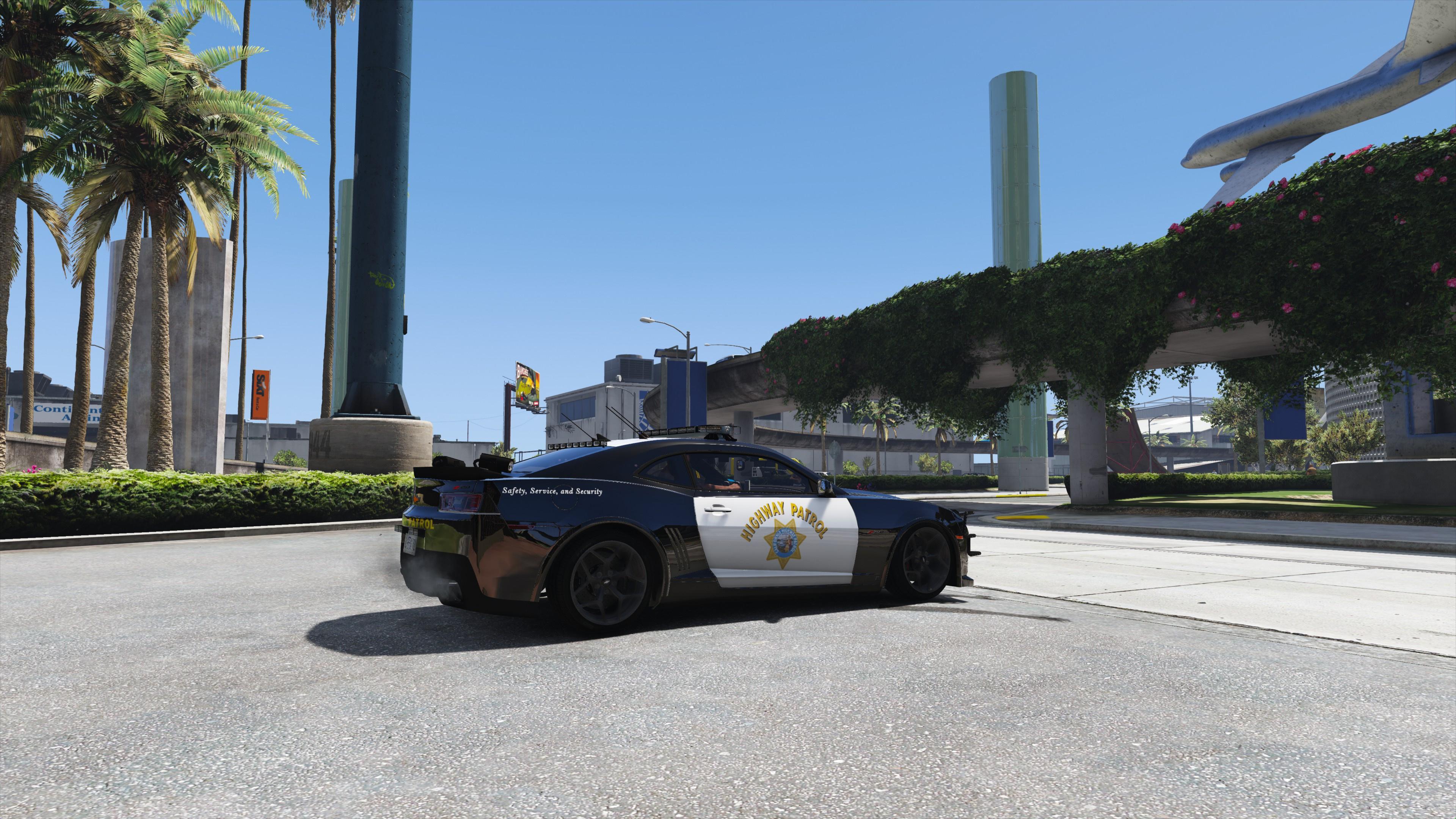 california highway patrol chp texture pack v2 4k gta5 mods com
