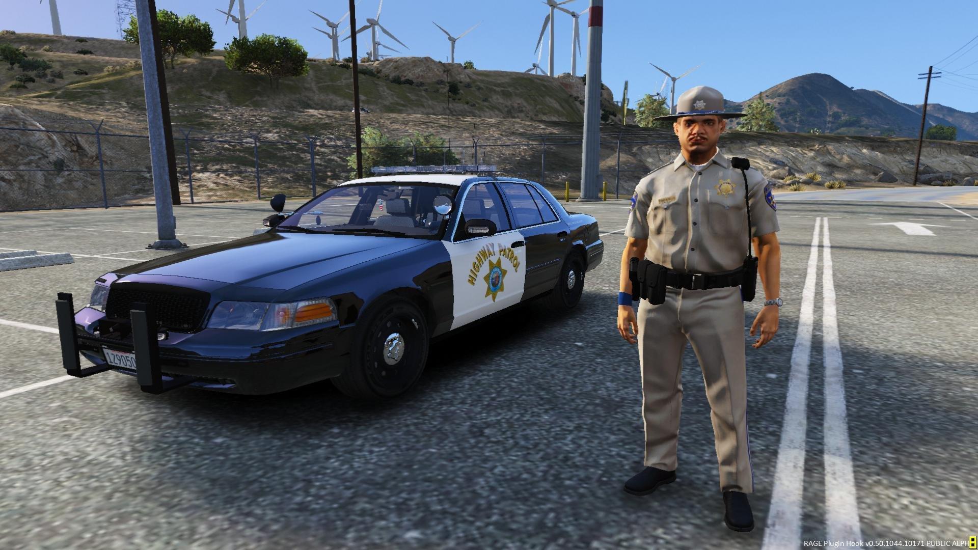 California Highway Patrol Officer - GTA5-Mods com