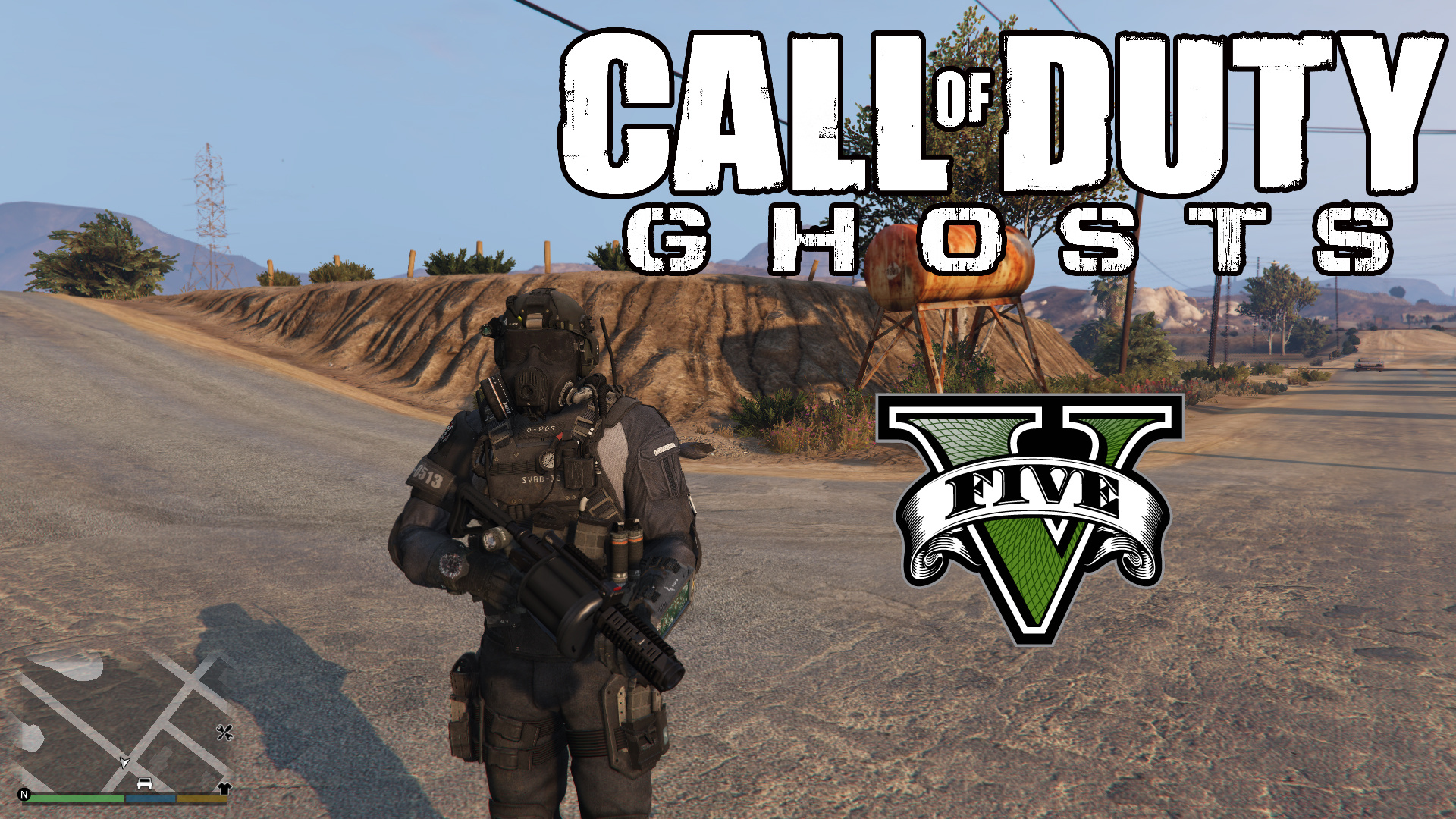 Call Of Duty Ghost Pack Add On Replace Gta5 Mods Com