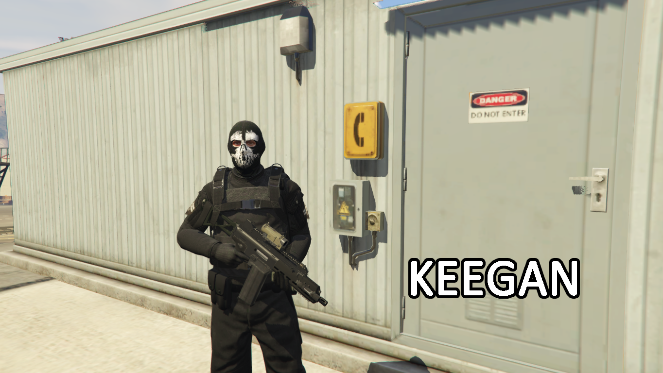Call of Duty: Ghosts Mask Pack (MP Freemode Male) - GTA5-Mods.com