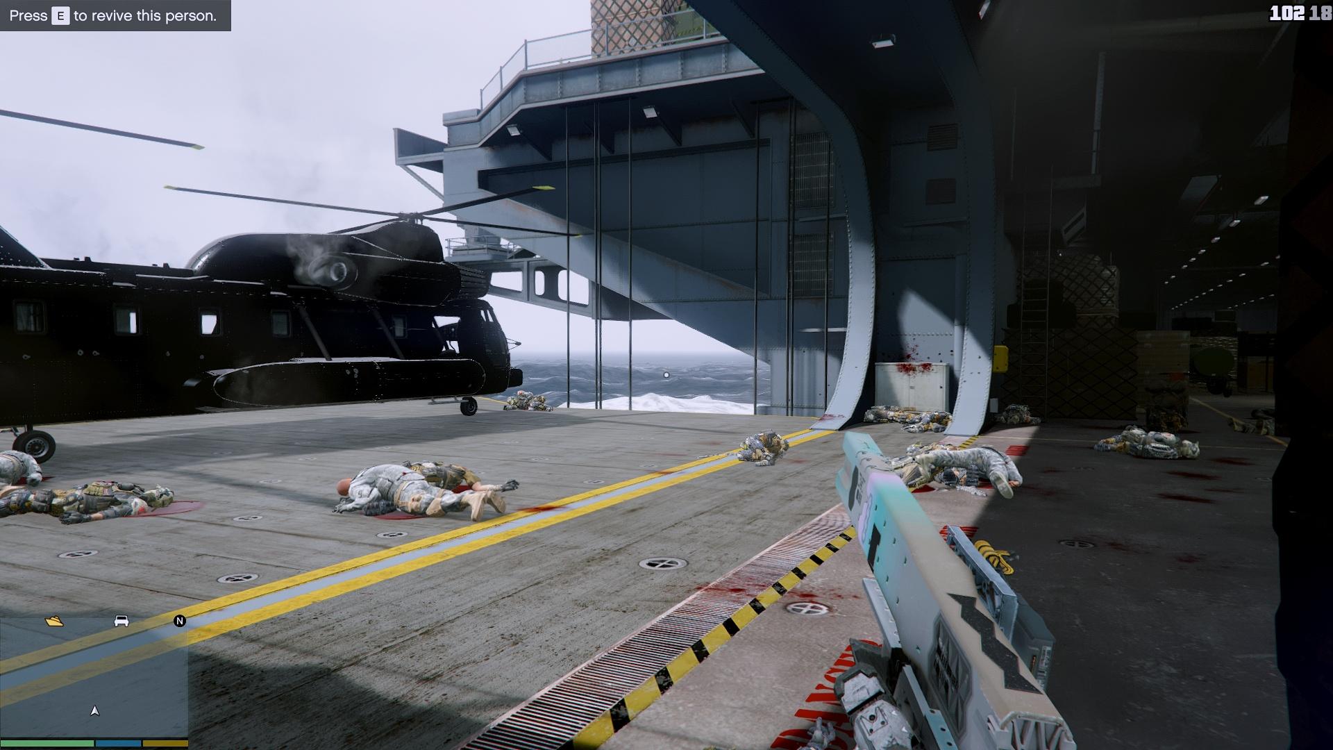Call of Duty: Infinite Warfare - Eraser - GTA5-Mods com