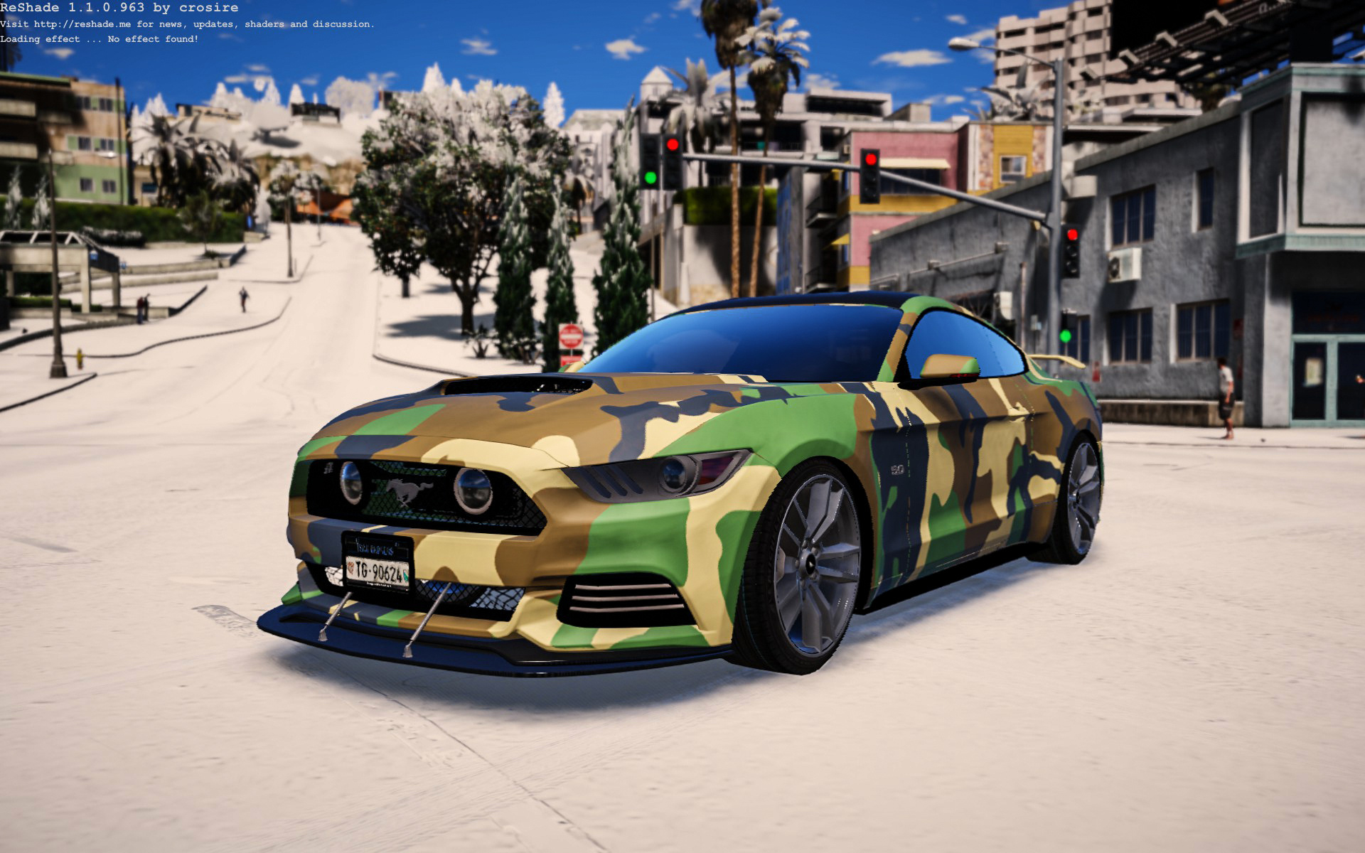 Camo Livery Pack For 2015 Ford Mustang Gt Gta5 Mods Com