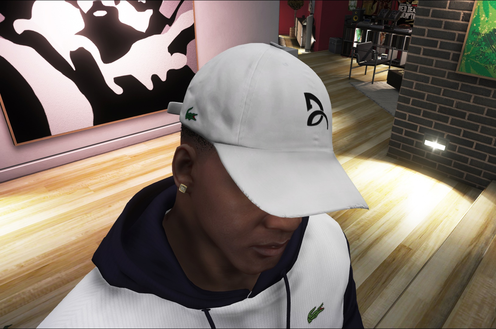 Cap Lacoste Sport Novak Djokovic Gta5 Mods Com