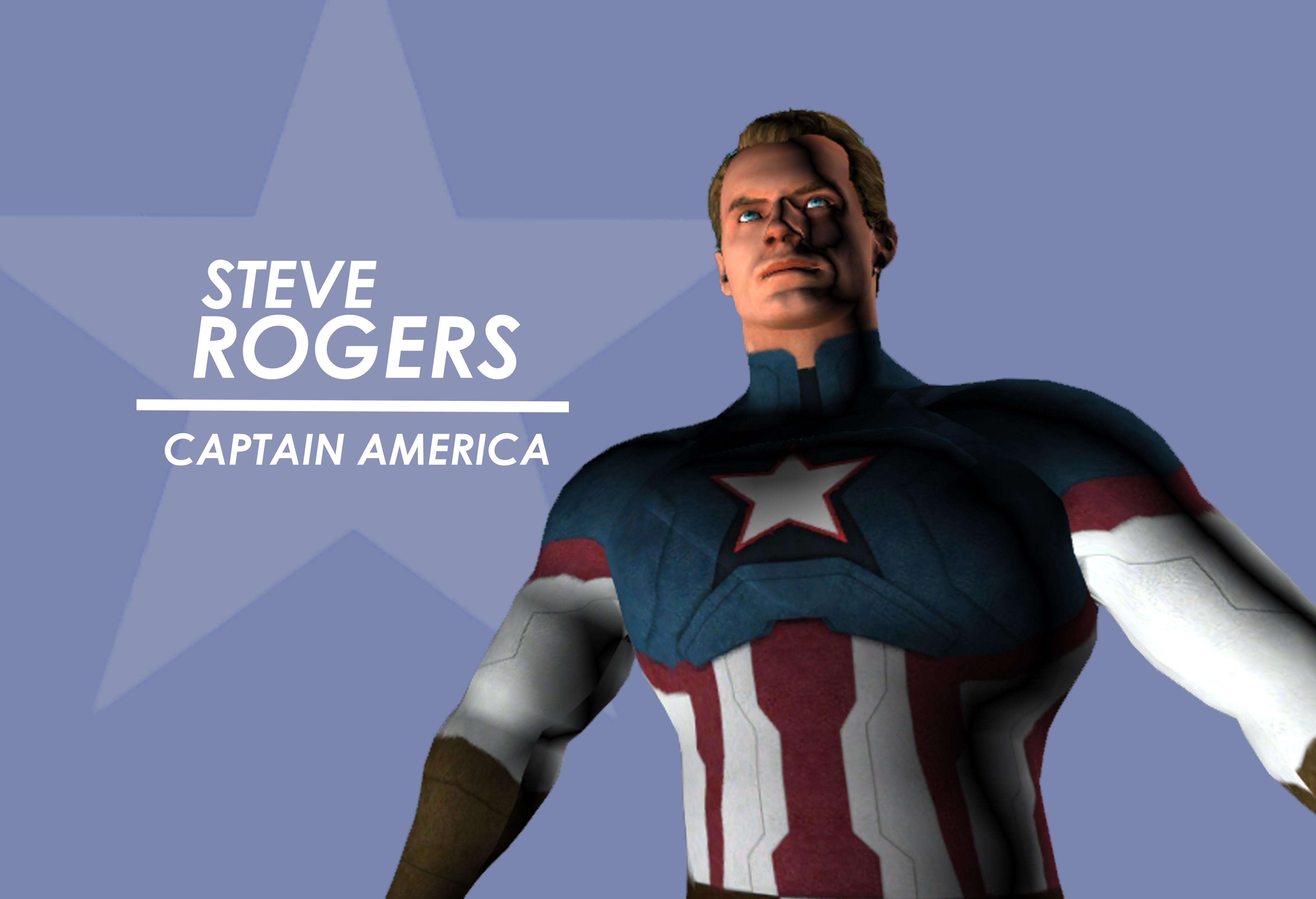 captain steve rogers - gta5-mods