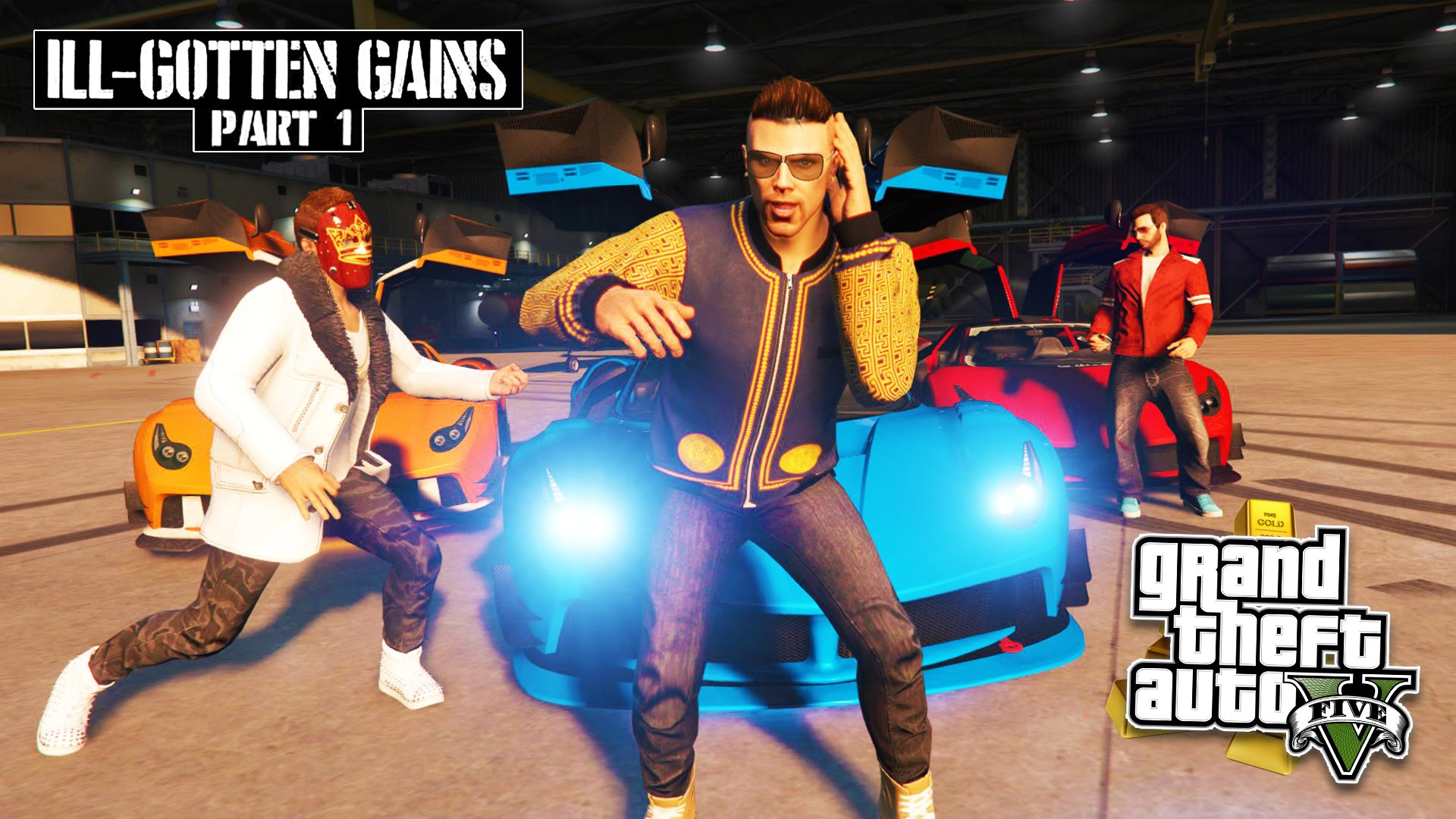 how to create a new crew in gta 5