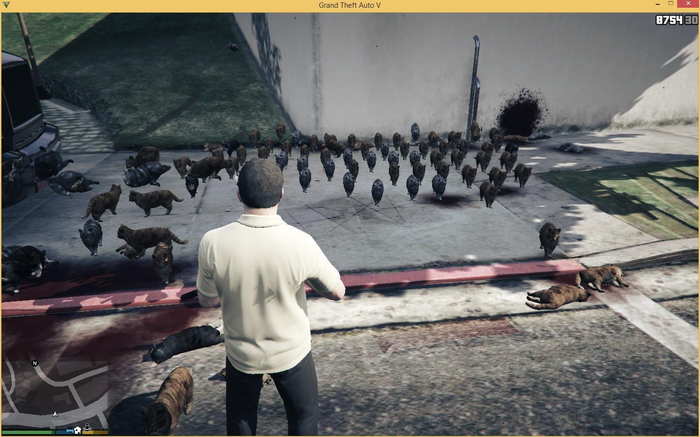 Animal Cannon - GTA5-Mods com