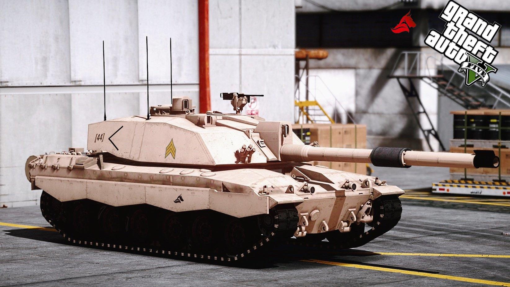 a3ebff394e96 Challenger 2 Megatron UK MBT  Add-On
