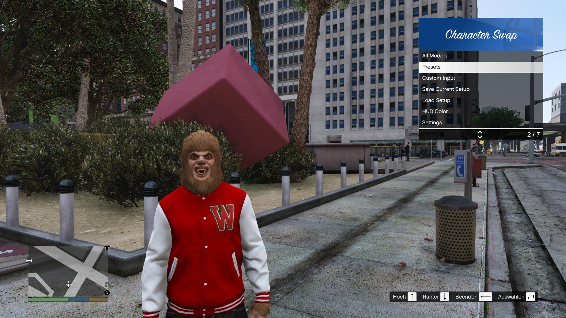 Character Swap - GTA5-Mods com