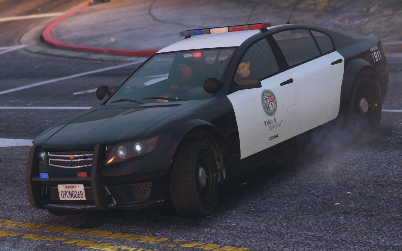 Cheval Fugitive - Los Santos Police Department [Add-On ...