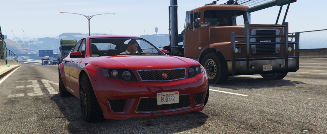 Cheval Fugitive SS [Add-On / Replace] - GTA5-Mods.com