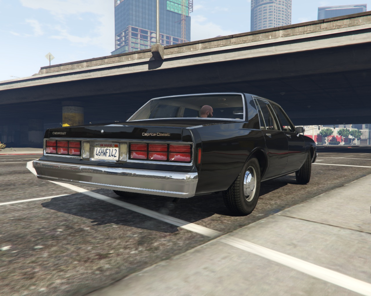 1989 Chevrolet Caprice Sedan Add On Replace 1966 Chevy Wagon 230ace Gta5 2016 07 14 06 52 54 67