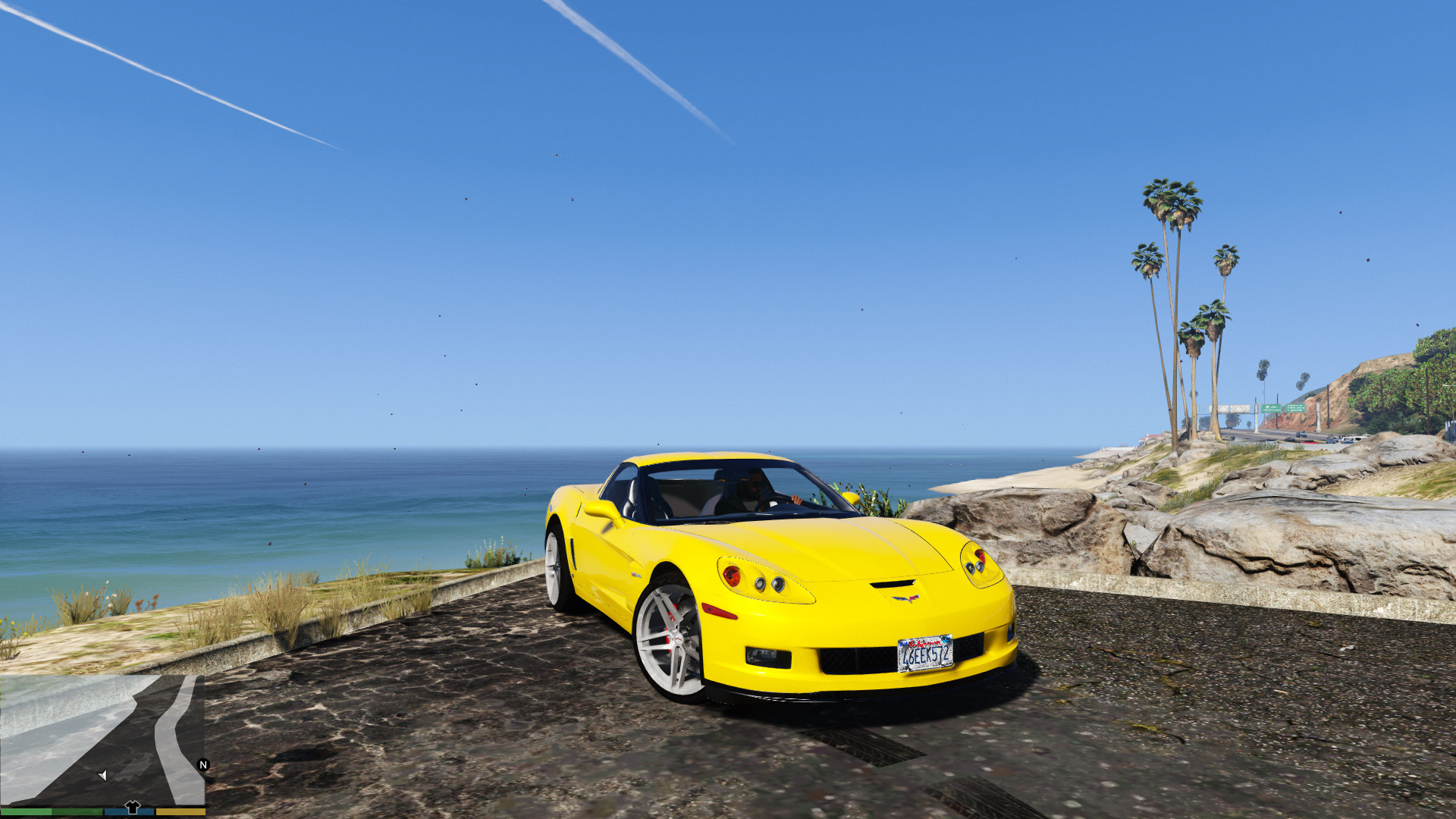 chevrolet corvette c6 z06 2006 add on gta5. Black Bedroom Furniture Sets. Home Design Ideas