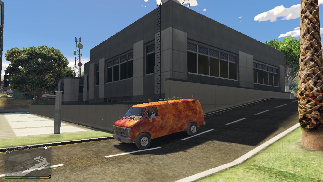 Chevrolet G20 Van (New textures) - GTA5-Mods com