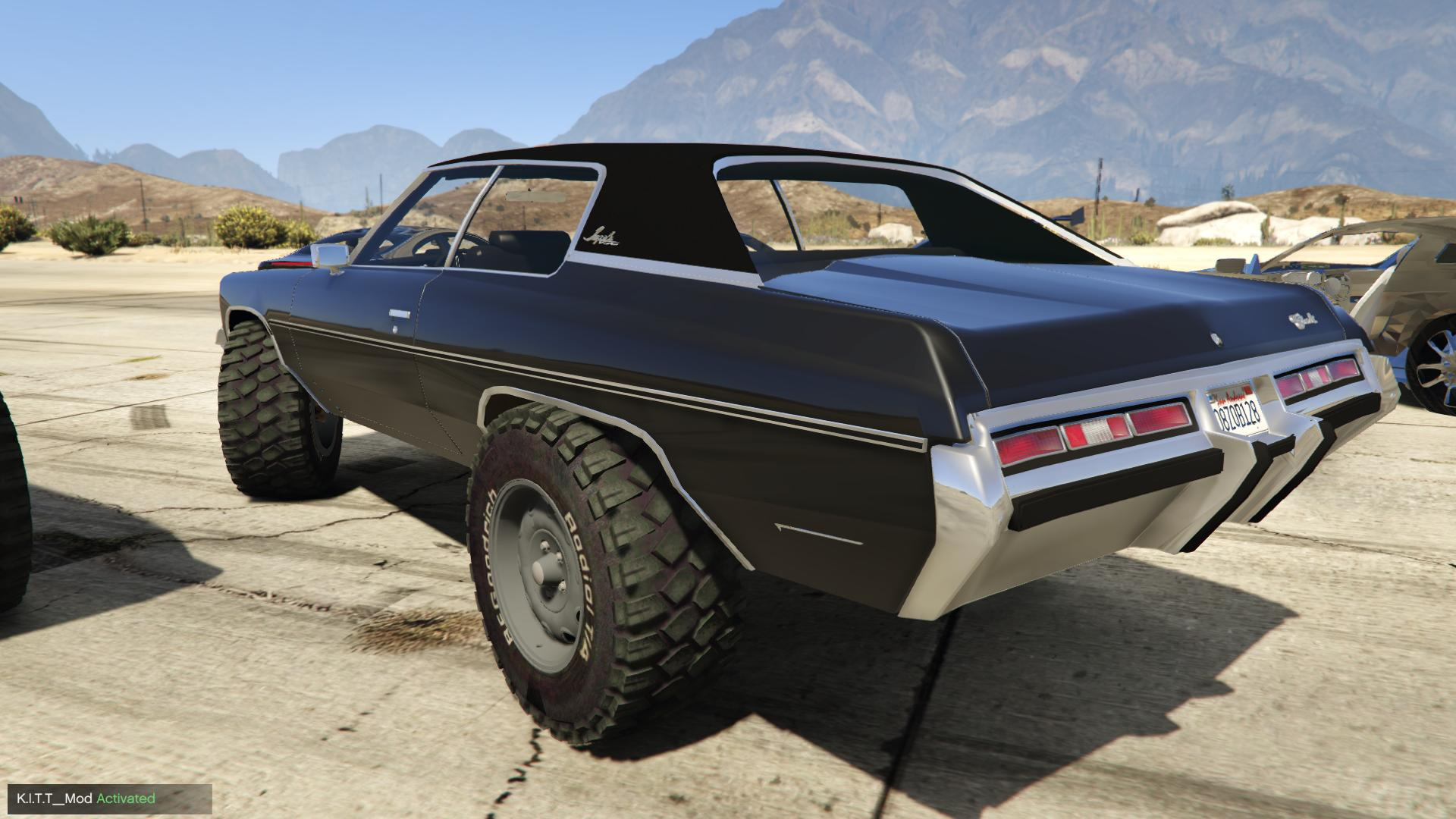 Chevrolet Impala 1972 Offroad [Tuning | Unlocked] - GTA5