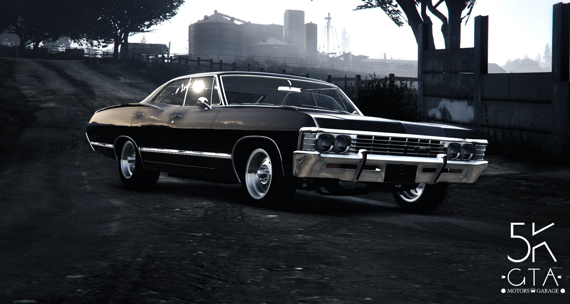 chevrolet impala 67 gta5. Black Bedroom Furniture Sets. Home Design Ideas