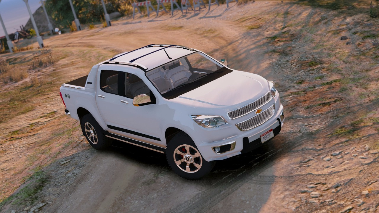 All Chevy 2015 chevrolet s10 : Chevrolet S10 High Country 2015 [Replace] - GTA5-Mods.com