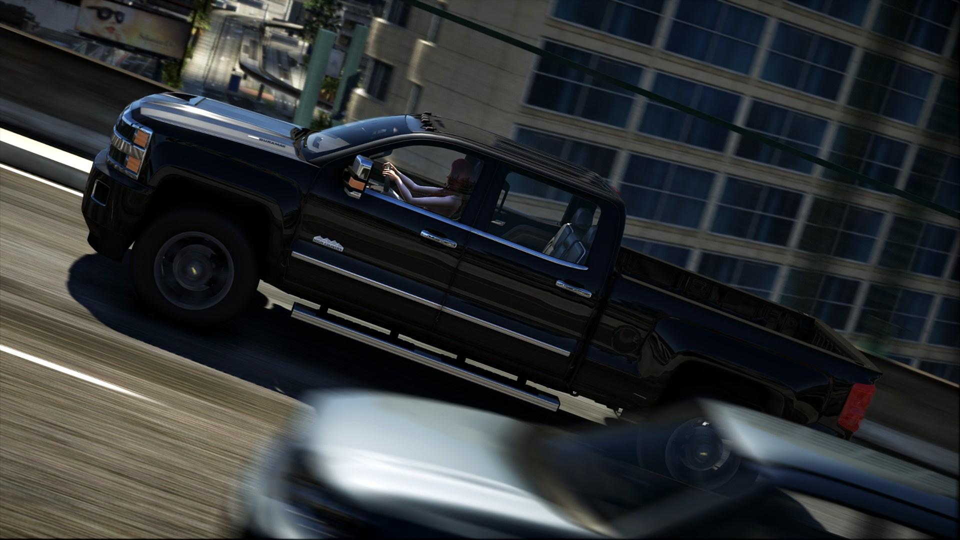 Chevrolet Silverado 2500 Heavy Duty 2017 [Add ] GTA5 Mods