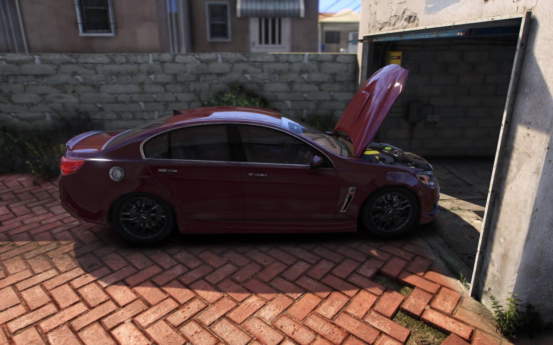 Chevrolet SS 2014 (Replace + tuning) - GTA5-Mods com