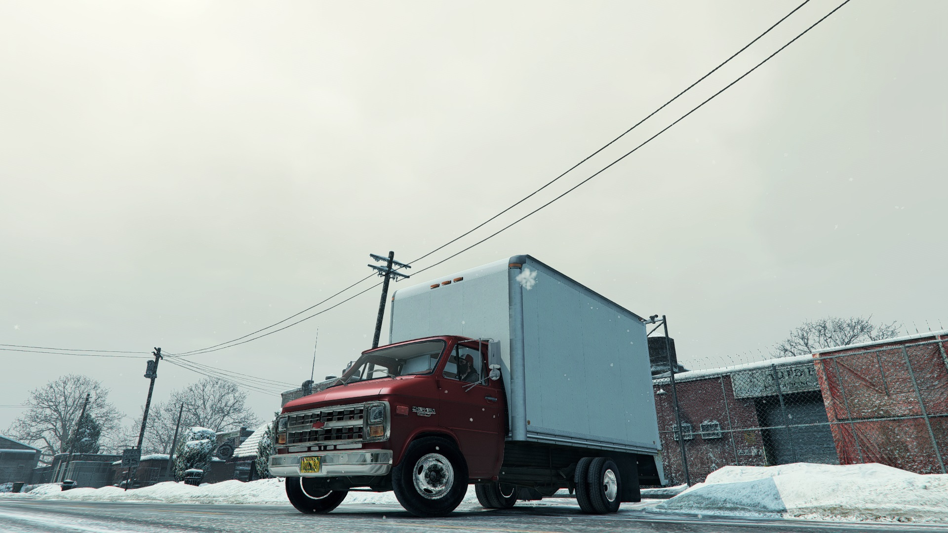 chevrolet g 30 cube truck gta5. Black Bedroom Furniture Sets. Home Design Ideas