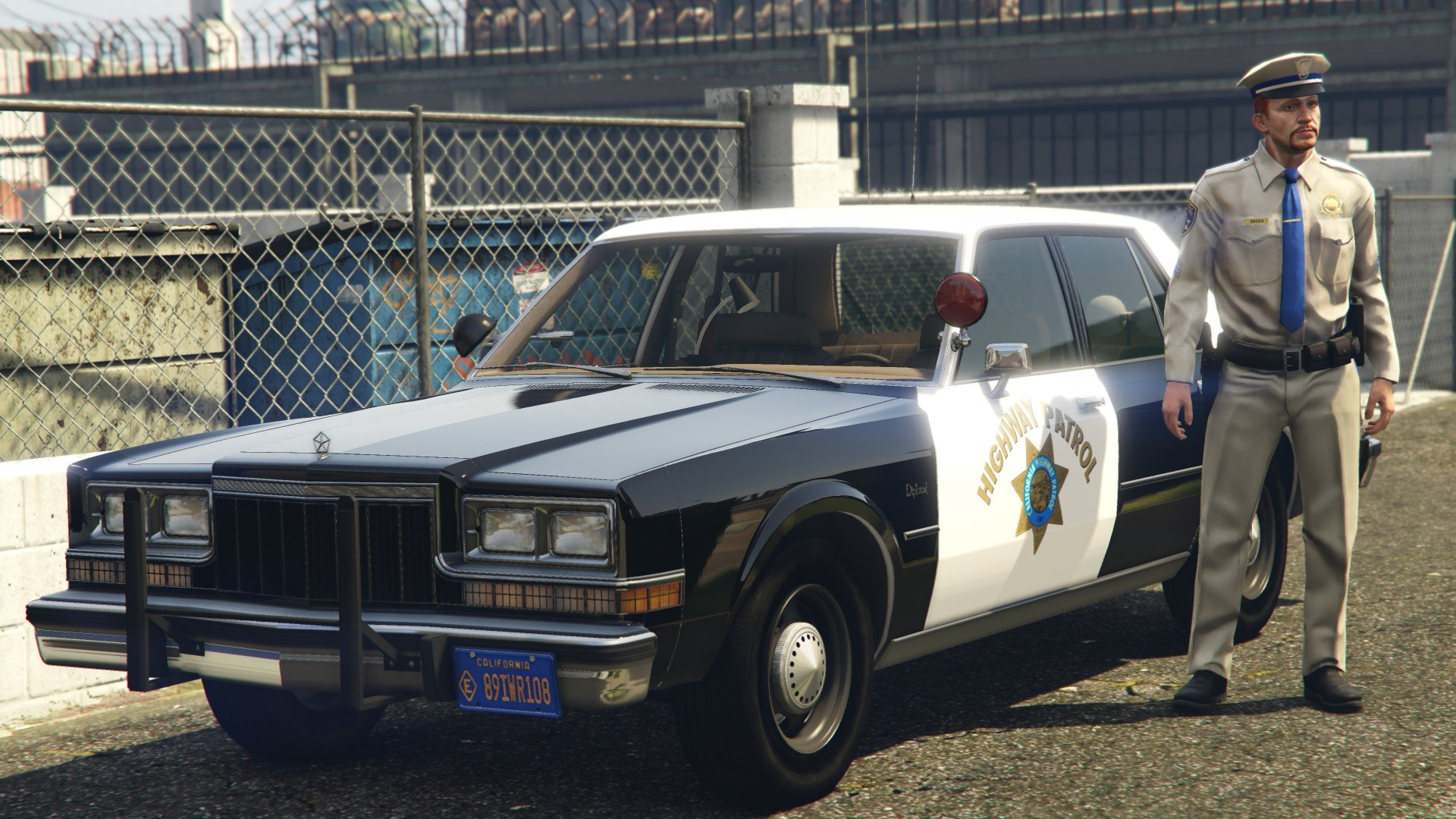 Chp 1983 Dodge Diplomat A38 Gta5 Mods Com