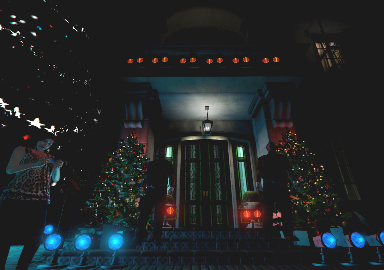 Gta 5 christmas gift downloaded documents
