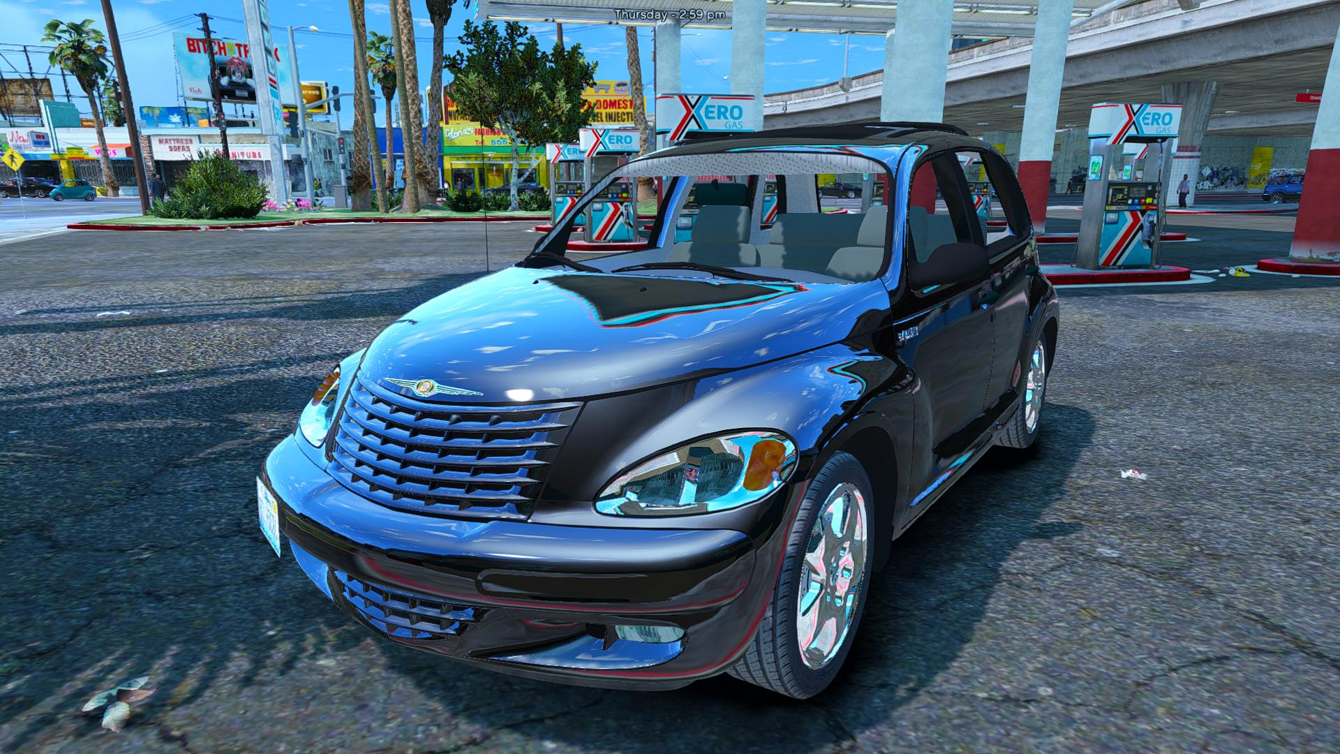 chrysler pt cruiser gta5. Black Bedroom Furniture Sets. Home Design Ideas