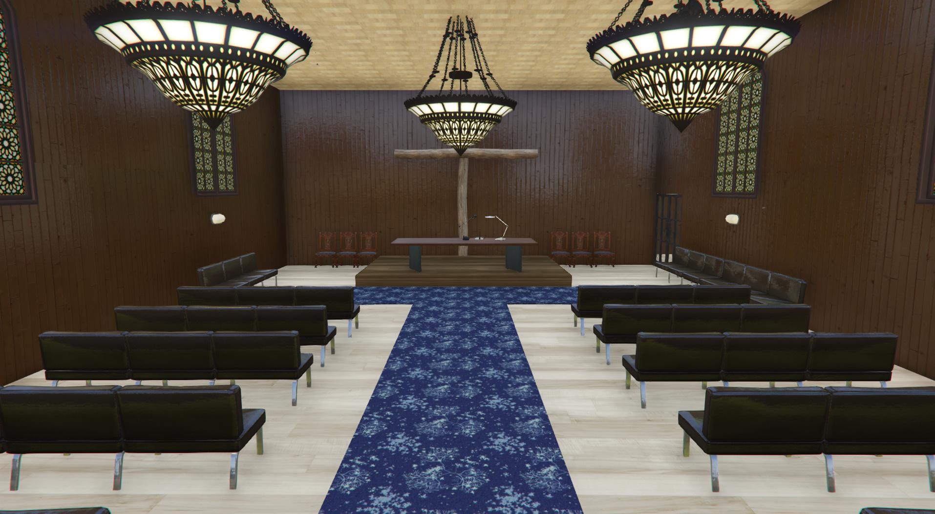 Church | GTA5 | FIVEM - GTA5-Mods com