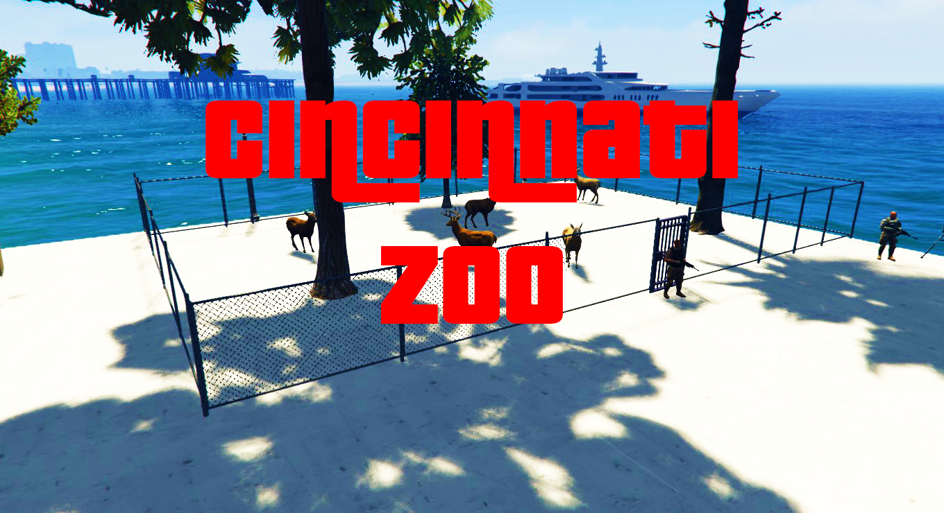 Cincinnati Zoo Gta5 Mods Com