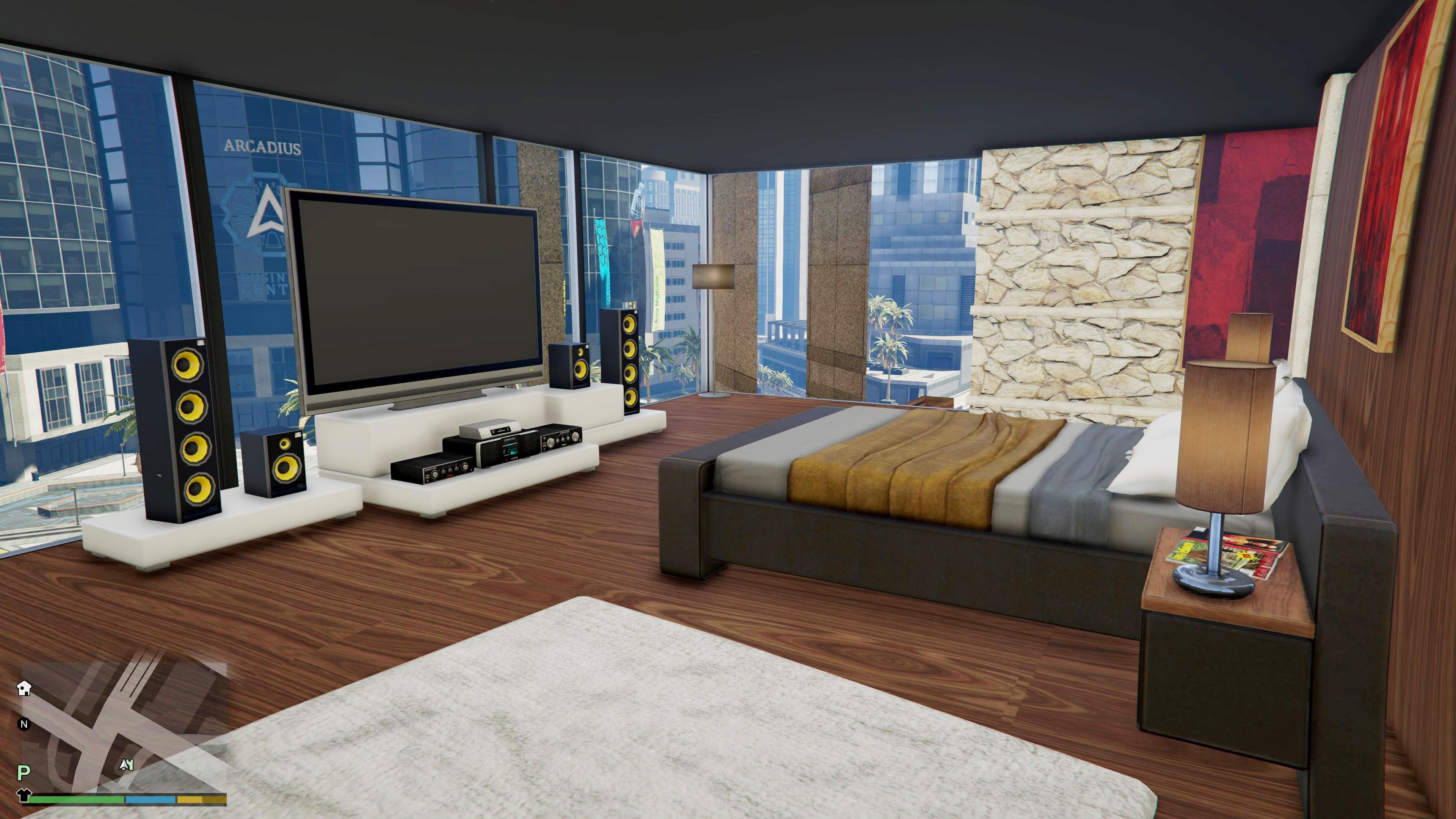 City apartment - GTA5-Mods.com