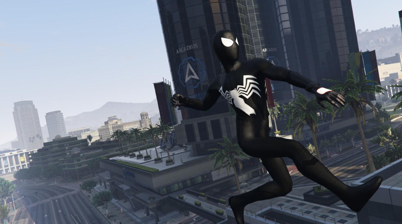 Improved Spider-Man (Homecoming, Civil War, Symbiote & Anti