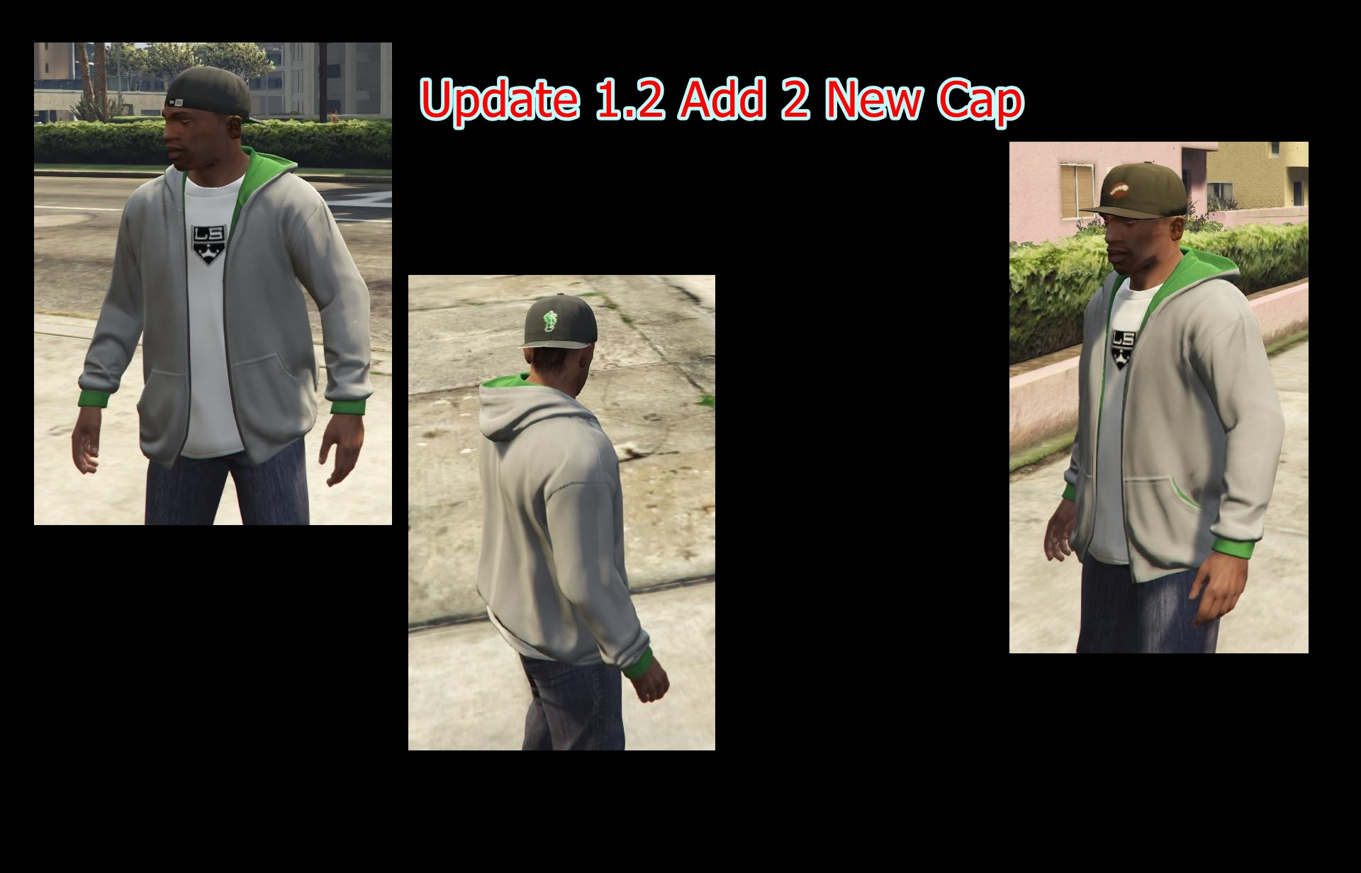 Clothes Mod For Gta Sa Android