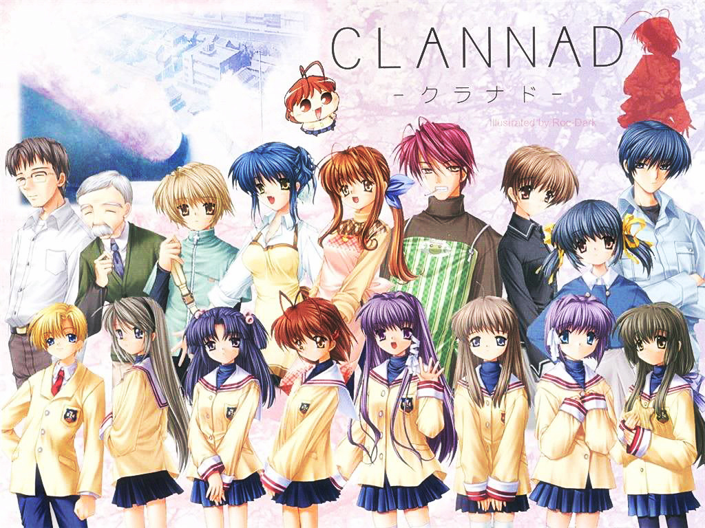 6799a4 Clannad Novela Visual