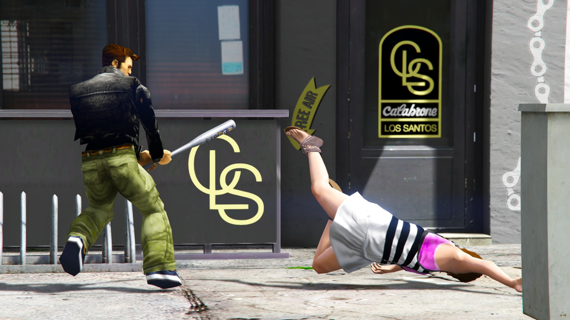 Claude (GTA III) - GTA5-Mods com