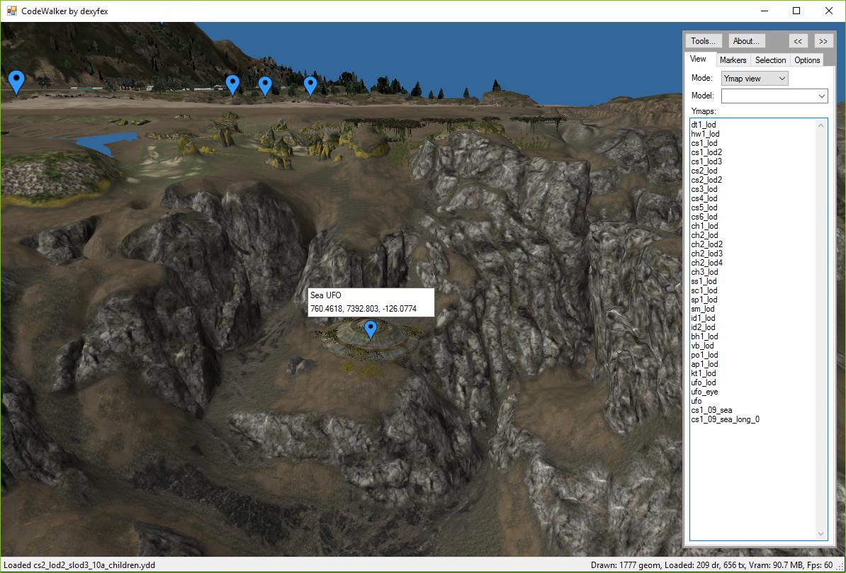 CodeWalker screenshot