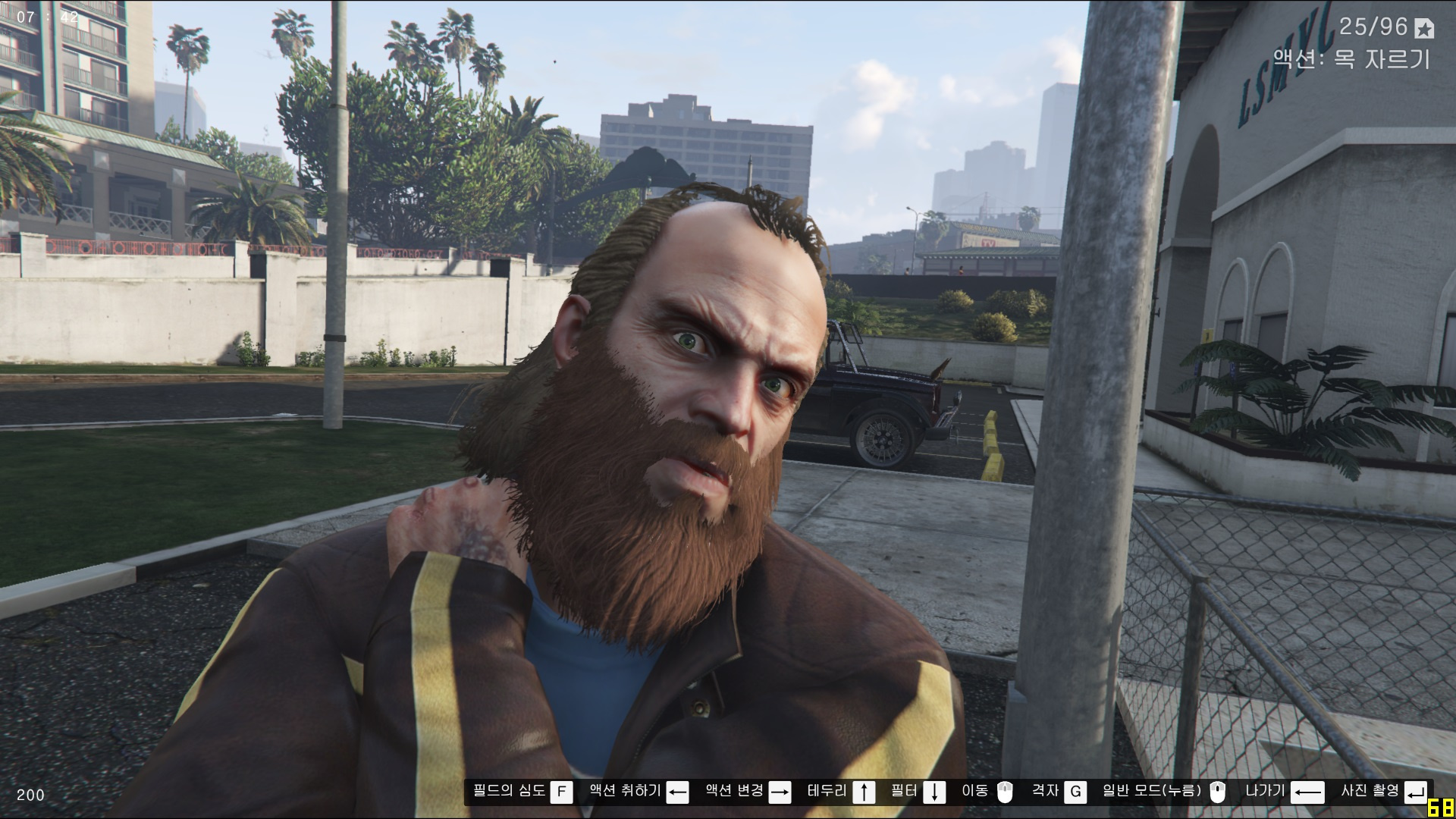 New Eye Colors for Michael & Trevor - GTA5-Mods.com