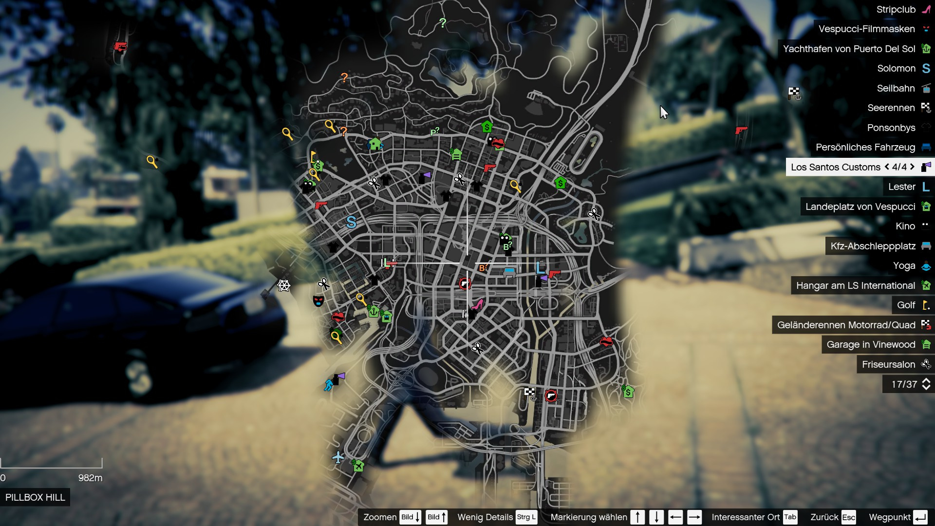Colored (Mini-) Map Icons / Blips - GTA5-Mods com