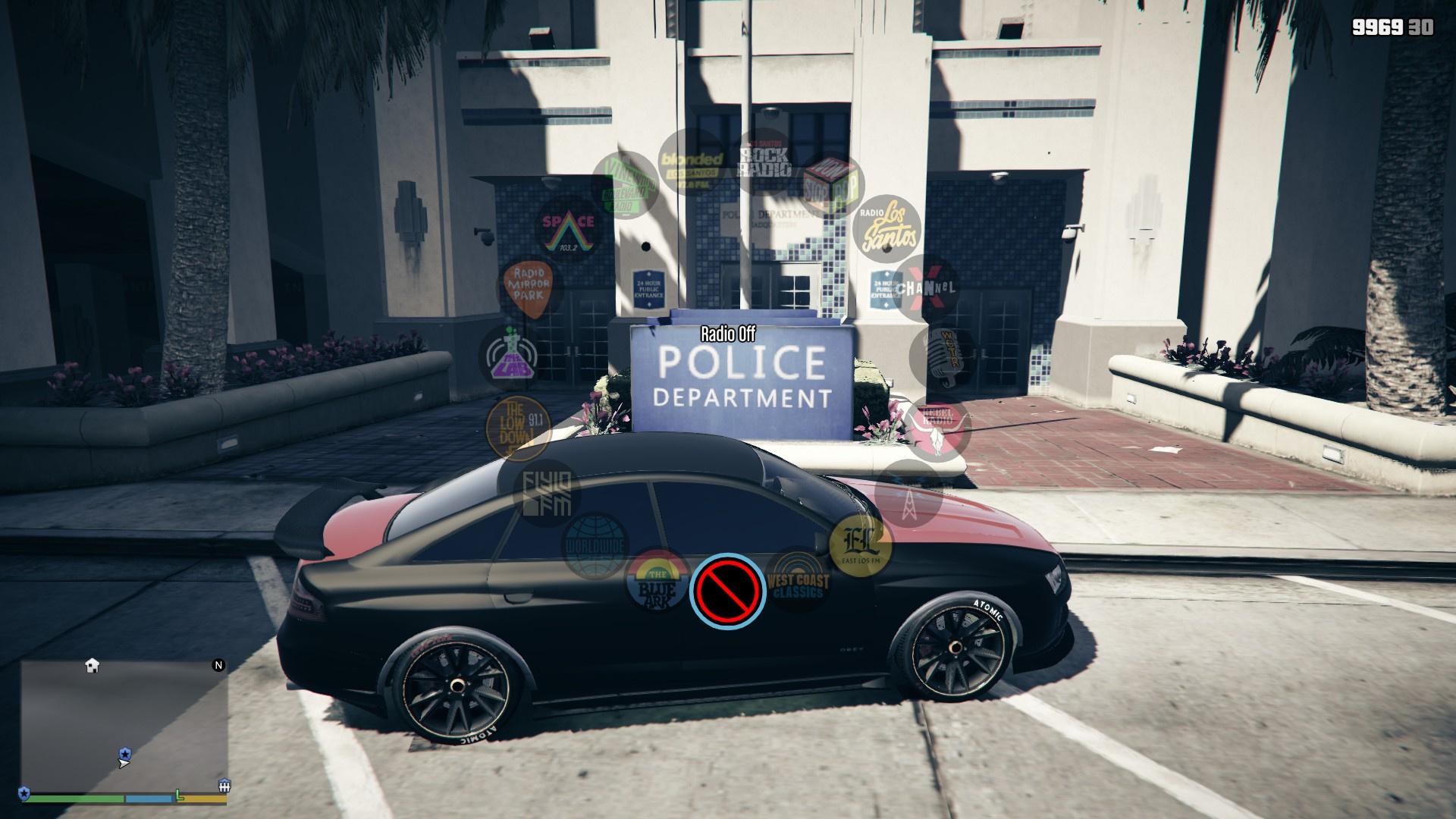 Coloured Radio and Weapon Icons (2019) - GTA5-Mods com