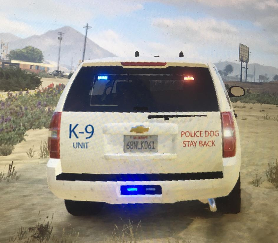 Columbus Ohio Police K 9 Unit Gta5 Mods Com