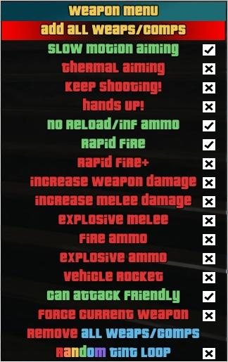 Community Mod Menu - GTA5-Mods com