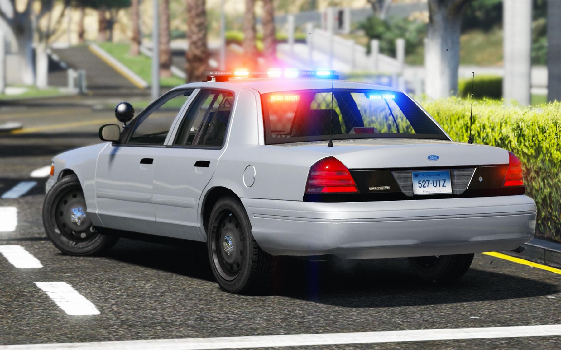 Connecticut State Police CVPI Texture - GTA5-Mods com